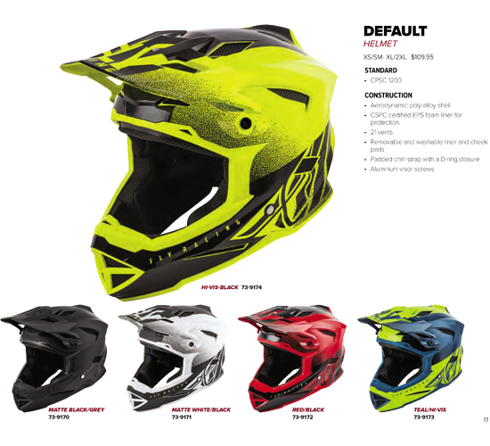 Cascos_Helmet Fly Racing DEFAULT
