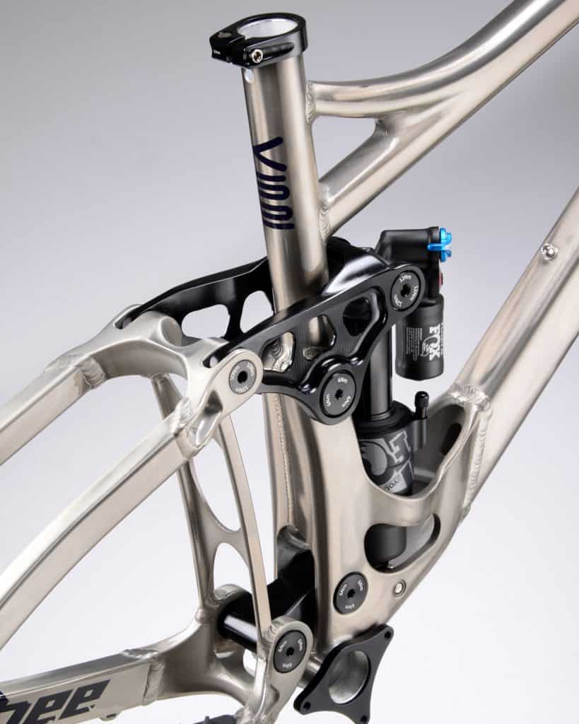 bicicleta banshee TITAN españa andorra portugal tienda