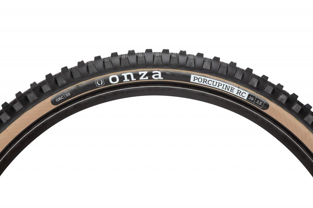 Neumatico Onza tires porcupine RC 2021 29 27.5 skinwall